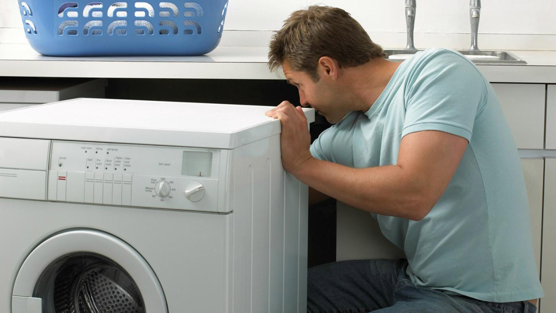 монтаж стиральных машин