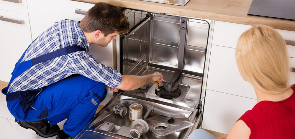 диагностика посудомойки