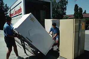 перевоз холодильника