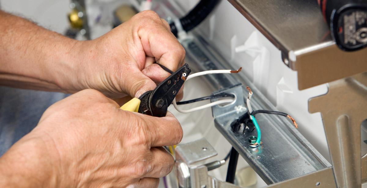 ремонт проводки в посудомоечной машине