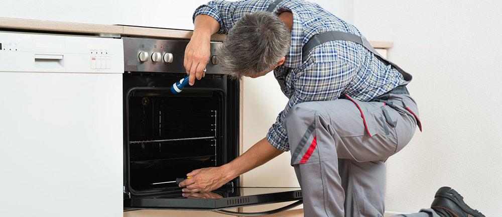 устранение неполадки духовки